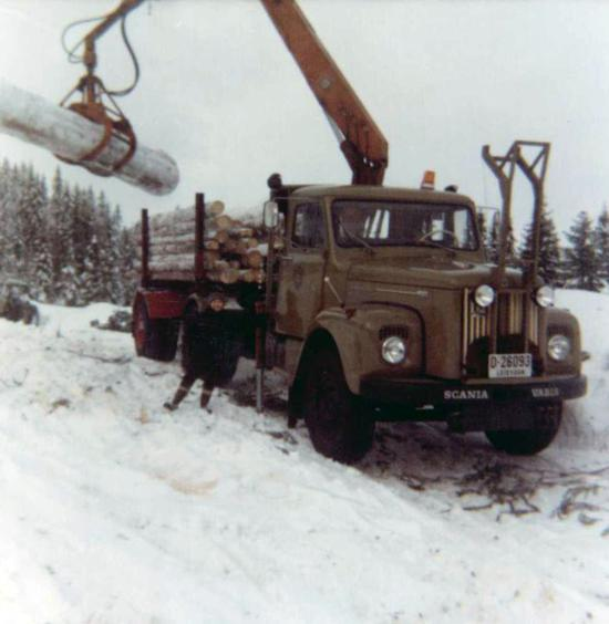 Torp Transport As 1960 1970